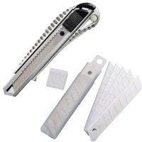 Maket Bıçağı Ve 18mm Yedek Bıçak